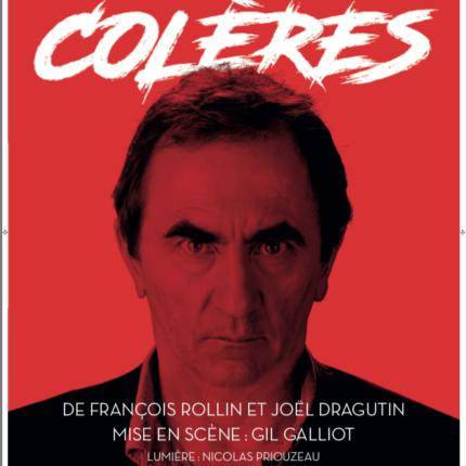 Jean- Jacques Vanier  – COLERES